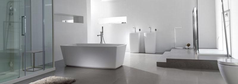 Complete badkamers - Badkamers bassin italiaanse design ...